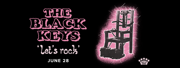 The Black Keys, GO, clip, let's rock