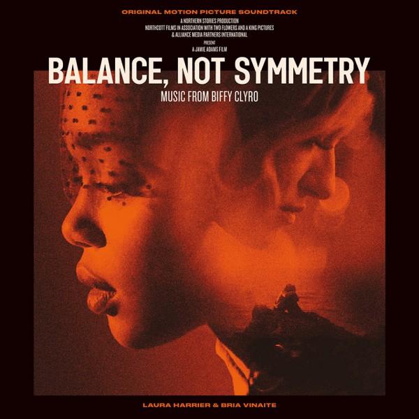 biffy clyro, balance not symmetry, album, film, soundtrack, rock