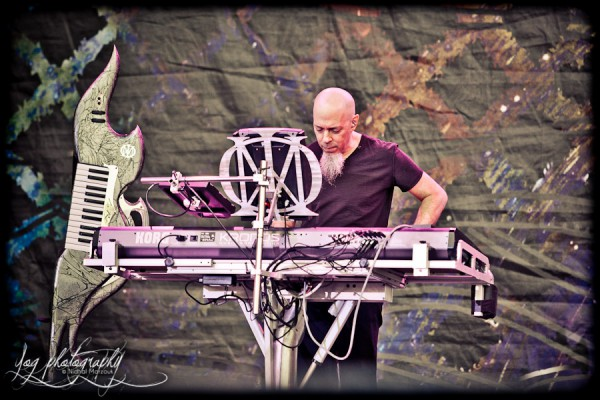 Dream Theater, Jordan Rudess, Sonisphere France 2011