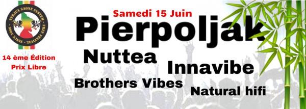 verjux saôbe system, festival, 2019