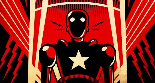 Jack the robot, Olivier Morino