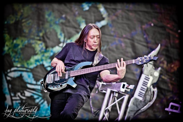 Dream Theater, John Myung, Sonisphere 2011