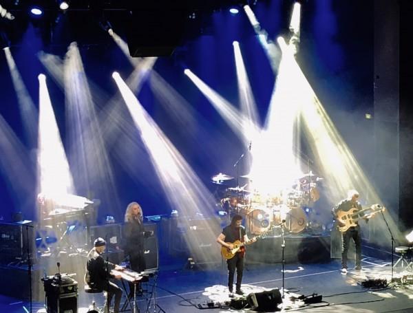 Steve Hackett, Trianon, Live, Genesis