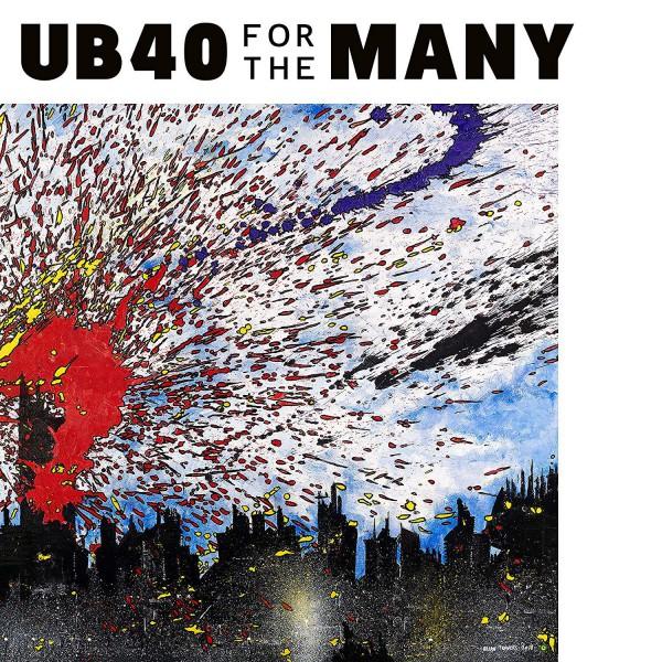 ub40, for the many, nouvel album