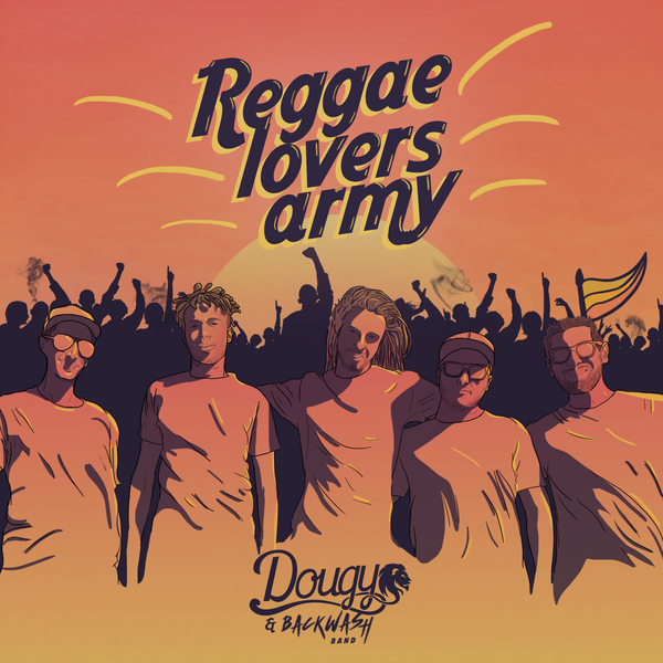 Dougy - Cover Reggae Lovers Army