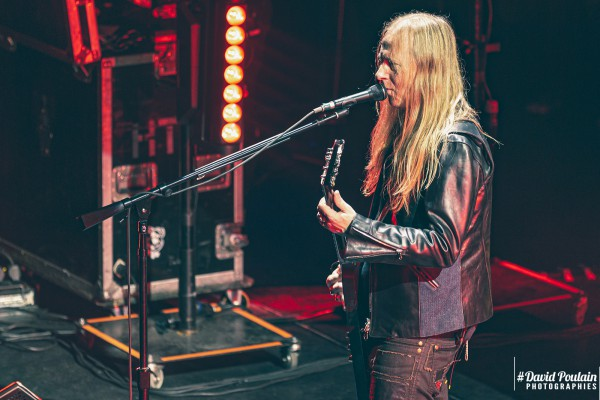 Jerry Cantrell, Alice In chains, Live