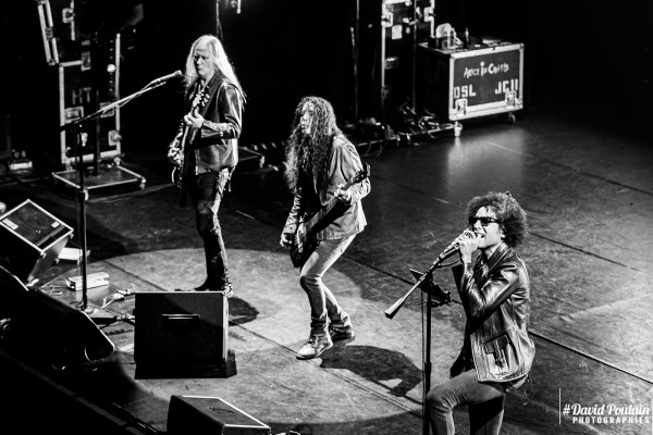 Alice In Chains, Live, Olympia