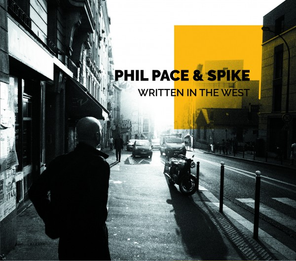 Phil Pace, Written in the west, concours, La Grosse Radio