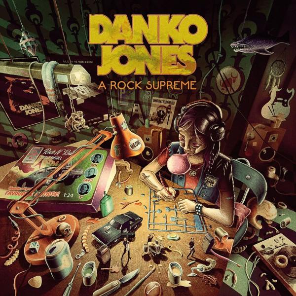 Danko Jones, interview, a rock supreme
