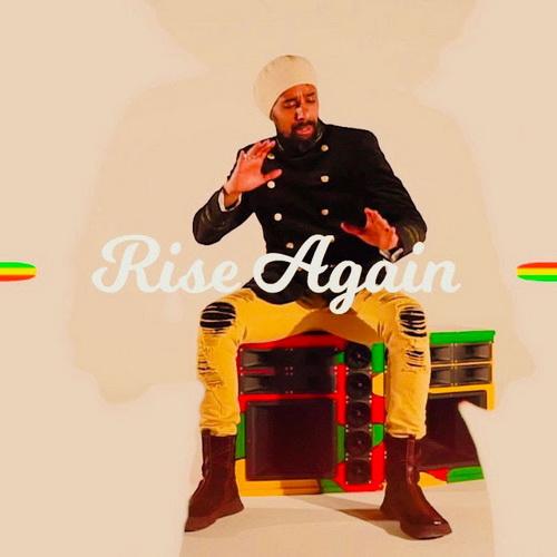 Sun Sooley - rise again Artwork single