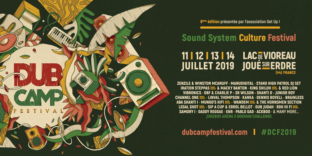 dub camp festival, concours, La Grosse Radio, programmation