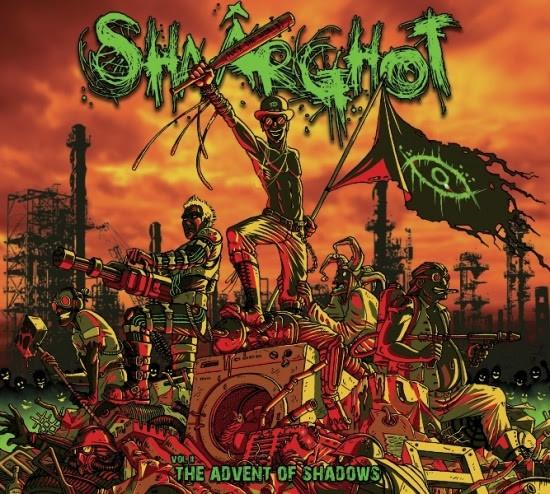 2019, clip, shaarghot, Z//B, metal industriel, vol 2 The Advent Of Shadows