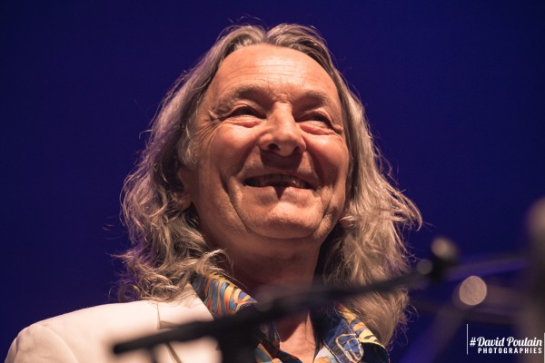 Roger Hodgson, content, Olympia