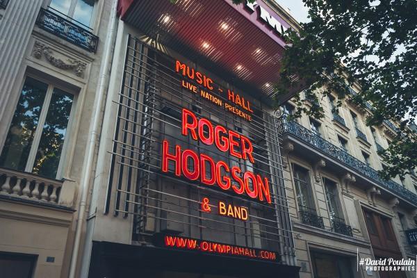 Roger Hodgson, Olympia