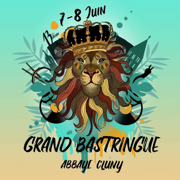 grand bastringue, cluny, 8 juin 2019