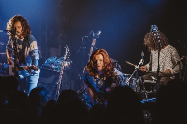 briston maroney, rock, la maroquinerie, concert, live, paris