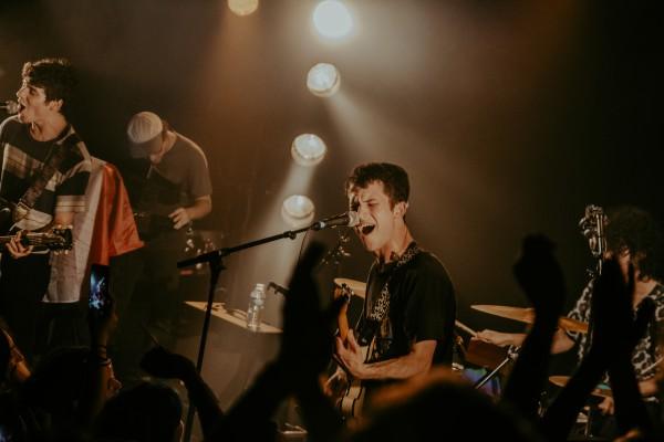wallows, rock, concert, paris, dylan minnette