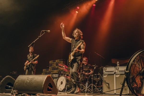 Richie Kotzen, la seine musicale, live, rock, concert