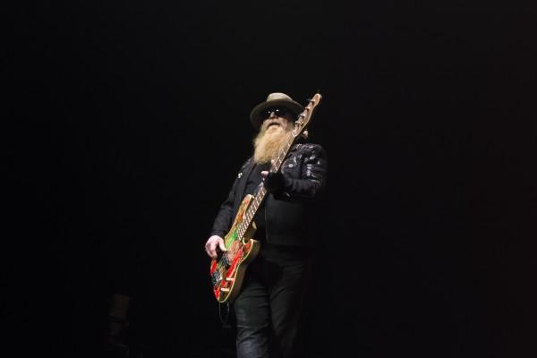 ZZ TOP, concert, rock, blues, live, paris, la seine musicale,