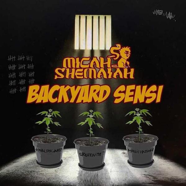 Micah Shemaiah - Cover Backyard Sensi