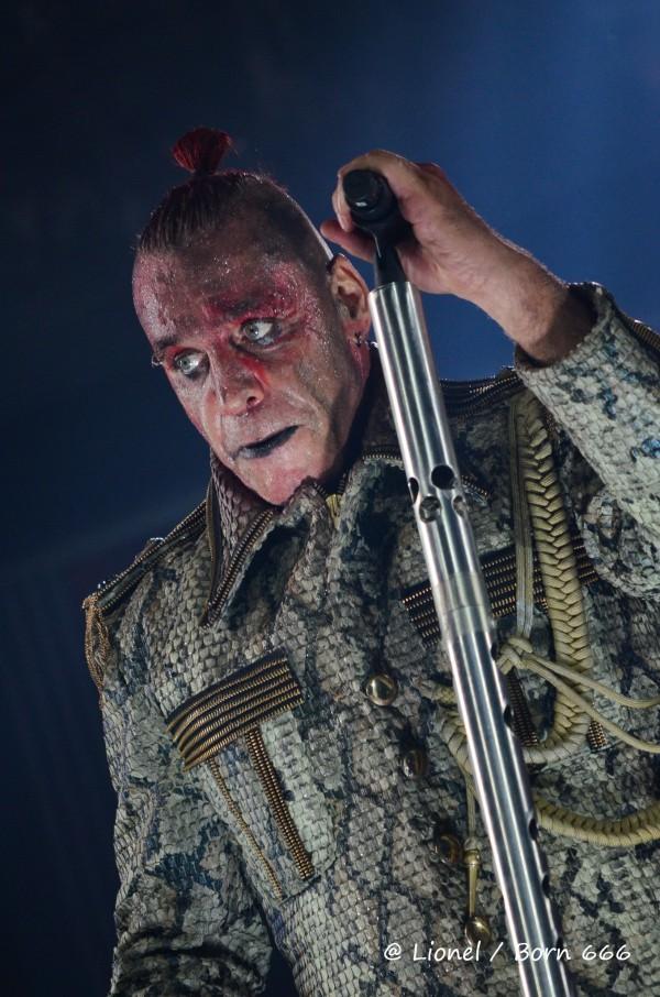 Lindemann, Rammstein