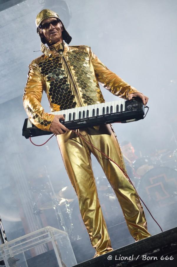 Clavier, Rammstein