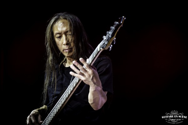 Dream Theater, John Myung, GES 2019