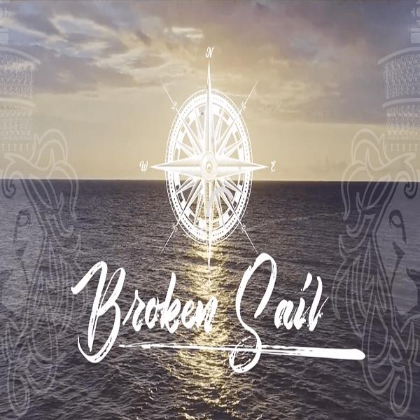 Cover Broken Sail - Julian Marley