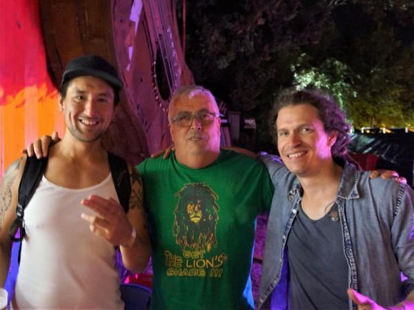 Erik Arma & Tchong Libo et O. Thurneyssen, Zion Garden #9