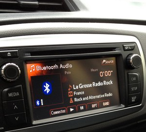 Radio Bluetooth Toyota La Grosse Radio