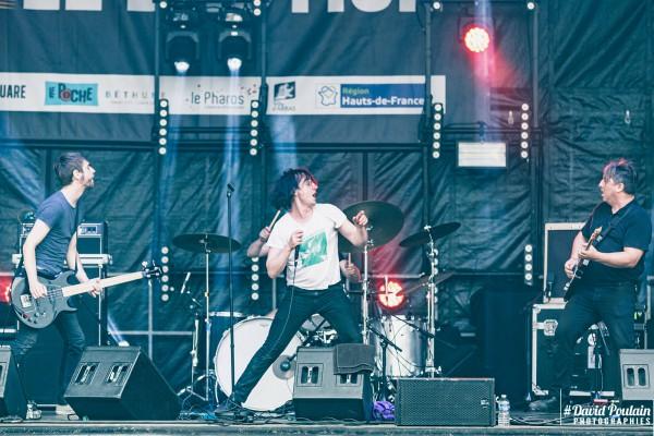 bison bisou, rock, punk, interview, 2019, main square festival, main square festival 2019, david poulain