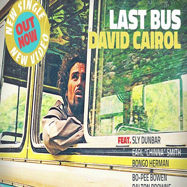 Cover Last Bus - David Cairol