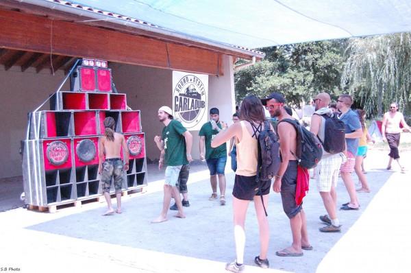 Garladub Sound System- ERVA Festival #5 - Anneyron (26) - Jour 2