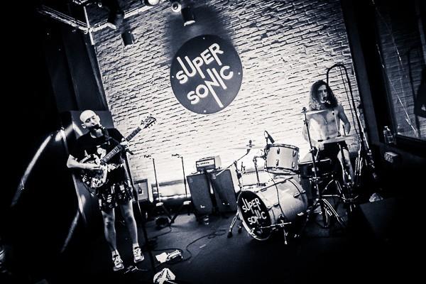 Allie Wilson - Supersonics © C. Cussat-Blanc