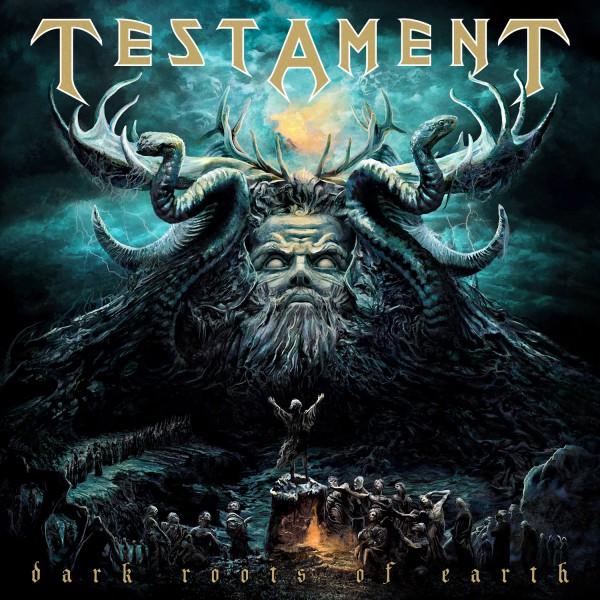 Testament Dark Roots of Earth album 2012 La Grosse Radio Metal