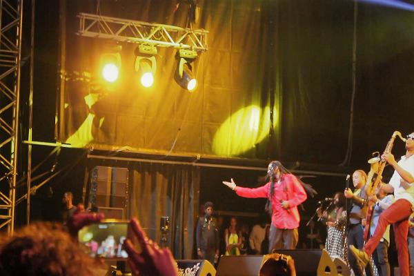 Buju Banton - Reggae Sun Ska 2019