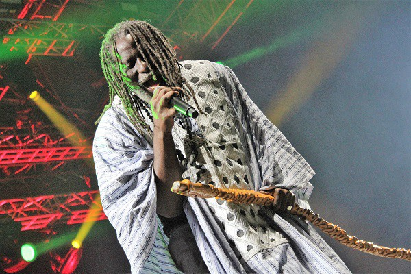 Tiken Jah Fakoly - Reggae Sun Ska - 22 ème édition
