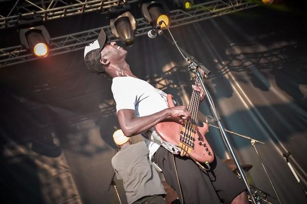 Patrice au Reggae Sun Ska 2019