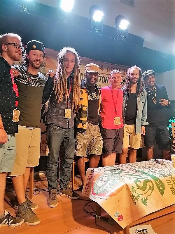 Taïro, Tiwony, Yaniss Odua, Balik au Reggae Sun Ska 2019