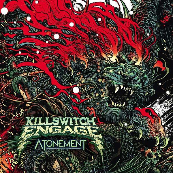 killswitch engage, atonement, nouvel album, nouveau clip, the signal fire, europe tour dates 2019