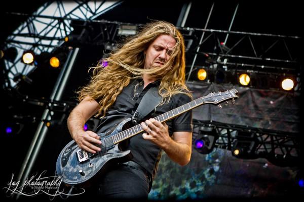 Evergrey, Sonisphere France 2011