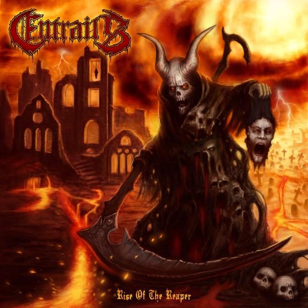 entrails, Rise Of the Reaper, nouvel album, 2019, death metal, nouveau titre, Crawl In Your Guts