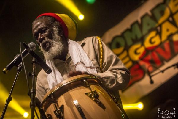 nomade reggae festival, 2019, the congos
