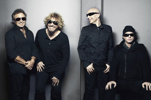 Chickenfoot, Septembre 2007