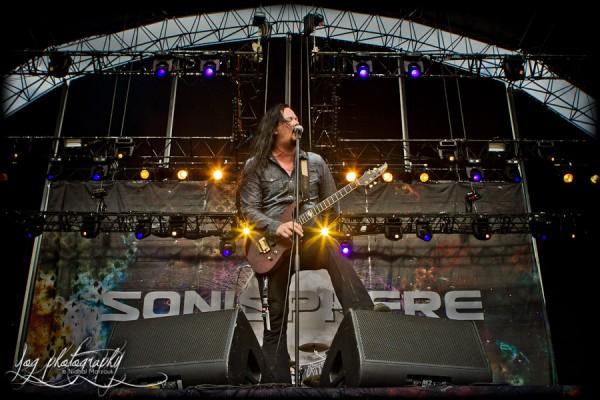 Tom Englund, Evergrey, Sonisphere France 2011