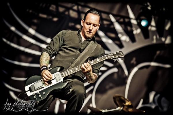 Volbeat, Michael Poulsen, Sonisphere France 2011