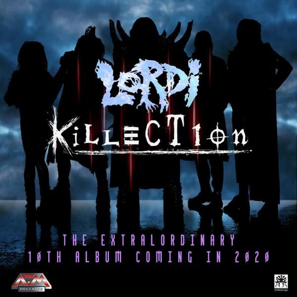 Lordi, Killection, Nouvel album, 2020, fictional album, 70, AFM, Heavy Metal, Rock