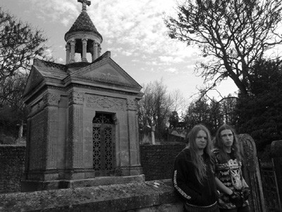 Necrowretch band promo pic 2013