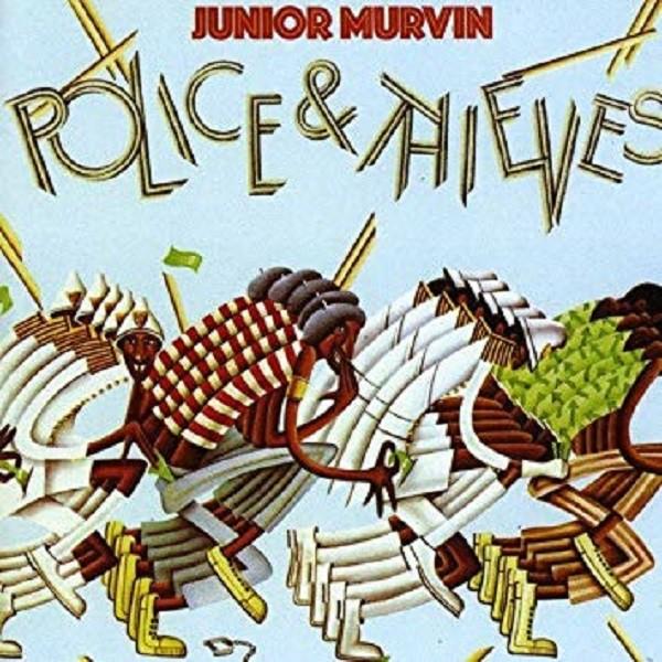 "Artwork original "" Police & Thieves """