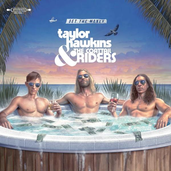 taylor hawkins, the coattail riders, rock, foo fighters, drummer